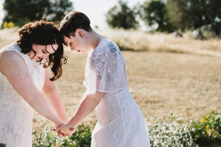 LGBTQ+ wedding in Alentejo Portugal