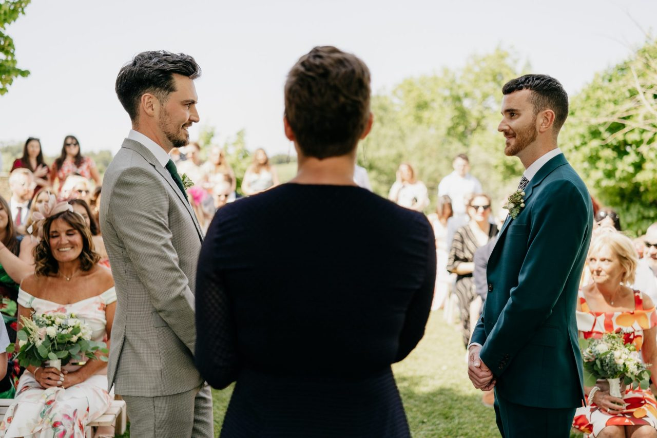 Gay wedding in Portugal