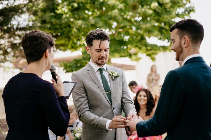 LGBTQ+ wedding in Portugal