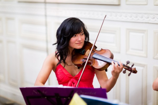 Violinist for hire in London