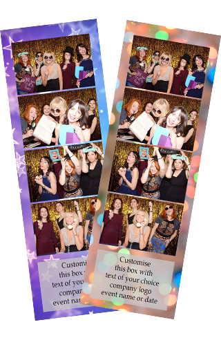 Photo booth hire chichester filmstrip