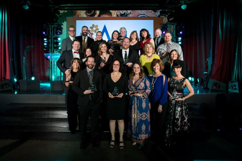Allie Awards Best Team Effort Corporate Event