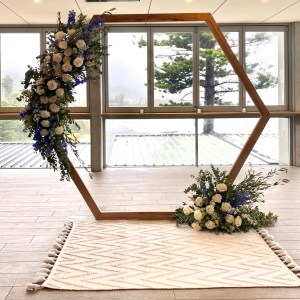 Hexagon Arbour