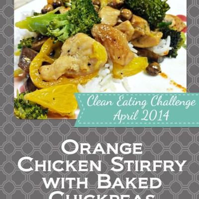 Orange Chicken Stirfry
