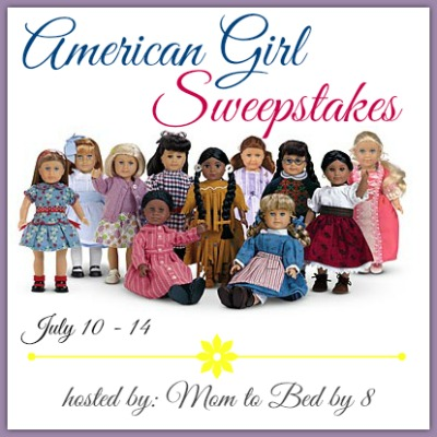 American Girl Doll Memory & Giveaway