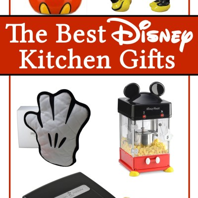 Best Disney Themed Kitchen Gadgets (Great Gift Ideas!)