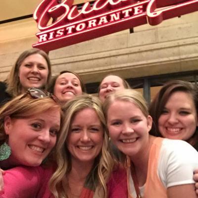Buddy V's Restaurant (Las Vegas!)