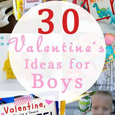 30 Best Boy Valentines Ideas
