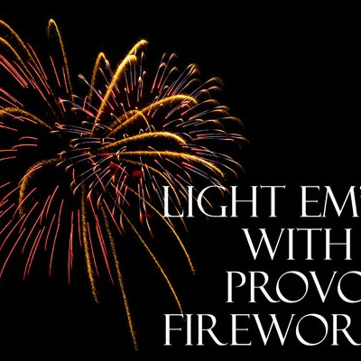 Light Em Up With Provo Fireworks!
