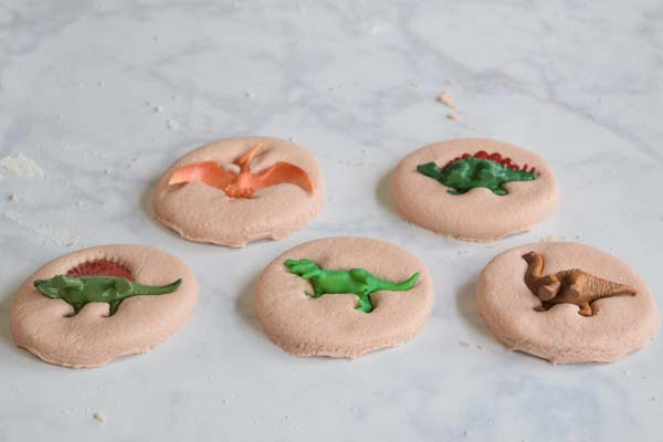 How to Make Fossils-a fun learning activity for kids!