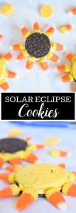 Get ready for the event of a lifetime! You can have fun with the kids by making these easy cookies to get ready for the solar eclipse 2017!