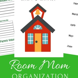 Room Mom Organizing Printables