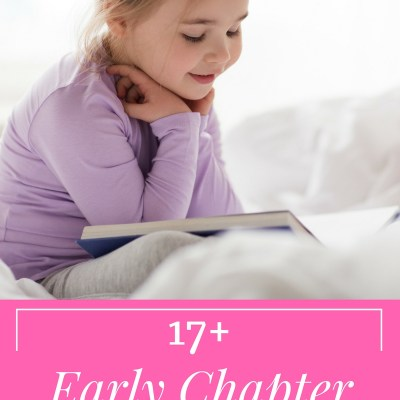The Best Early Chapter Books for Girls
