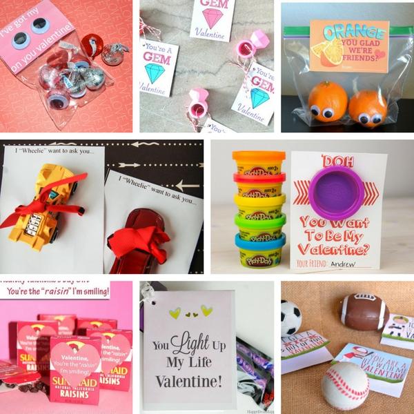 Valentine Classroom Printable Valentine's