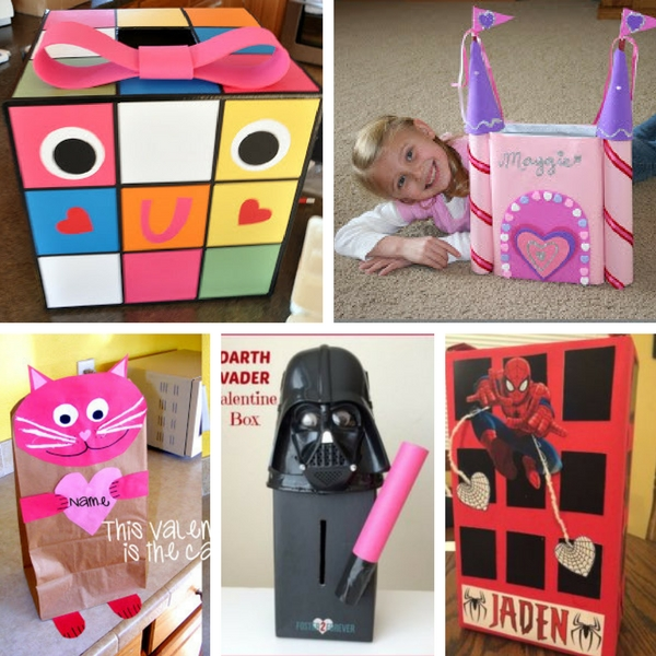 100+ Valentine Box Ideas for Boys and Girls