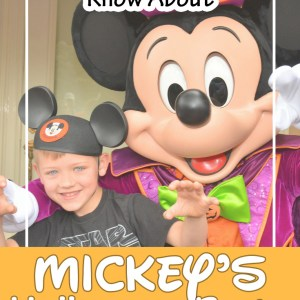 Guide to Mickey's Halloween Party at Disneyland