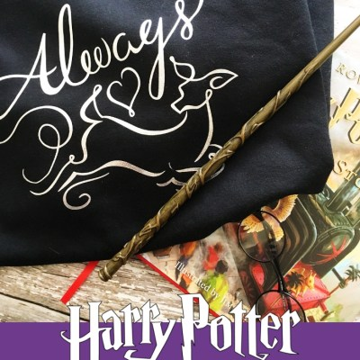 Harry Potter Always DIY Shirt