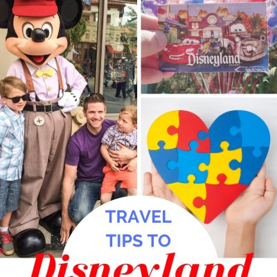 Disneyland for Kids with Sensory Issues