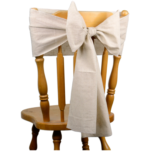 burlap chair covers for sale leather wingback with nailhead trim sashes your fabric source wholesale online linen selvage edge 8 x
