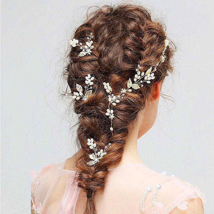 Hair Vine from The Bobby Pin
