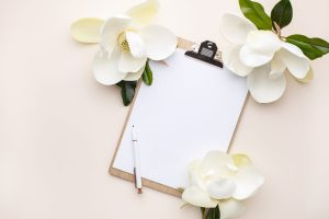 Consultation with your wedding planner