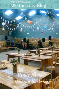 Venue Review - Yummy Yorkshire