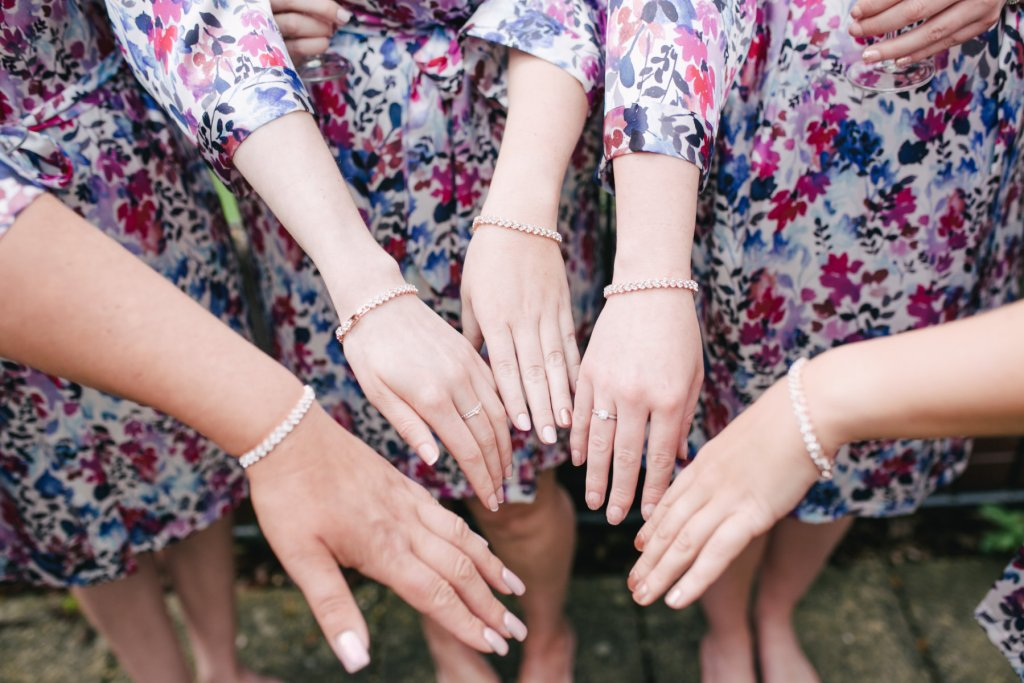 Bridesmaid Proposal - matching jewellery