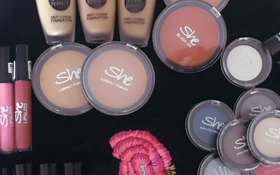 Introducing She Cosmetics South Africa