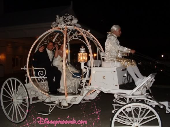Cinderellas Coach  Your Fairytale Wedding