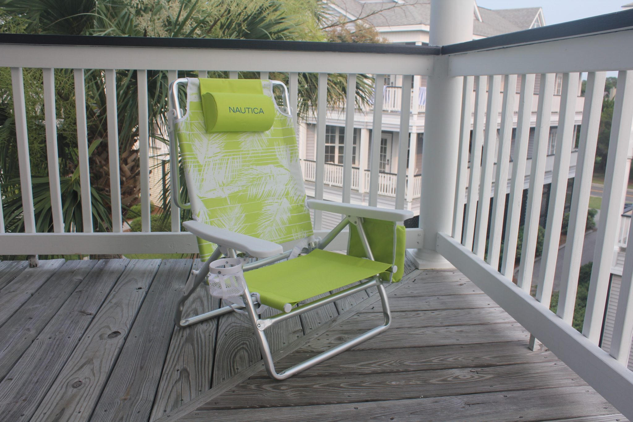 nautica beach chairs markus chair review how the saved me hundreds of dollars