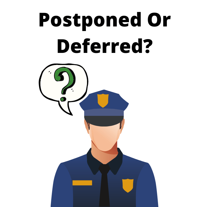 Can Federal LEOs Elect the Postponed Or Deferred Retirement?