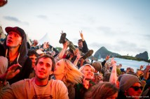 Trænafestivalen 2012. Foto: Ole Kristian Losvik.