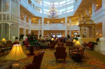 1900 Park Fare Grand Floridian Resort Disney