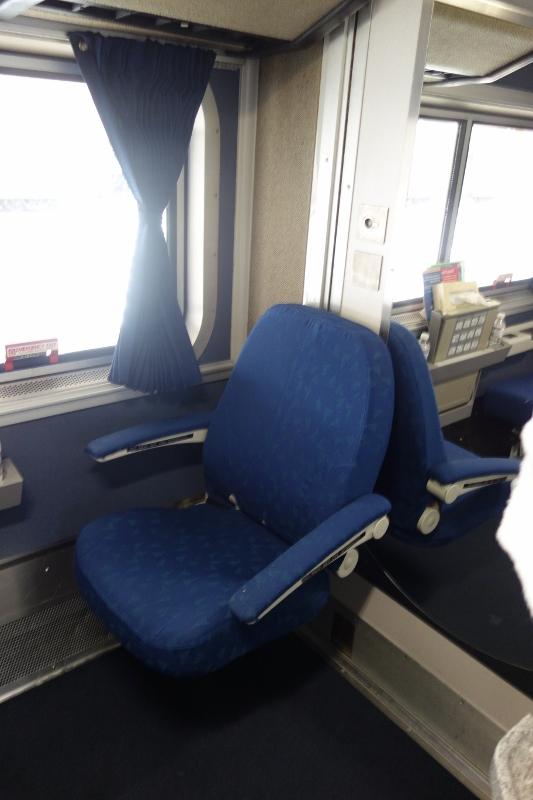 Review Taking the Auto Train to Walt Disney World