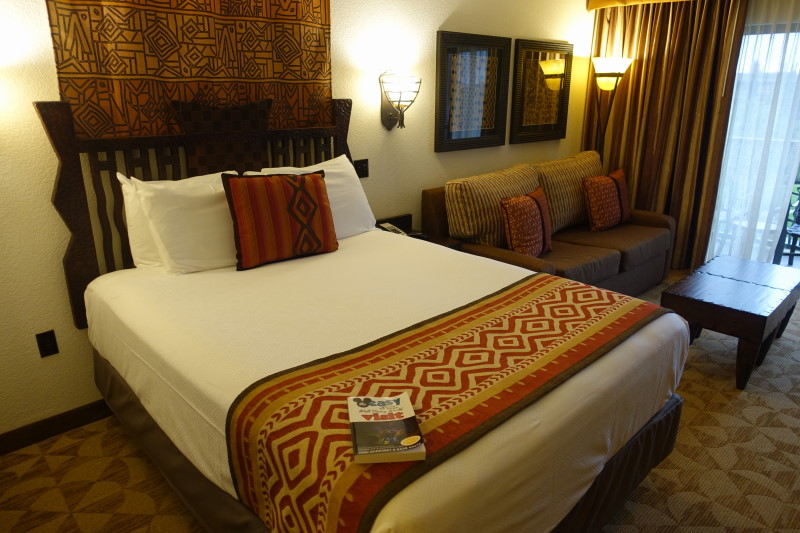 Theming And Accommodations At Disney's Kidani Village