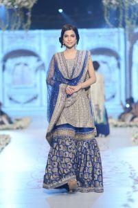 Bridal Sharara Designs For Indian & Pakistani Women