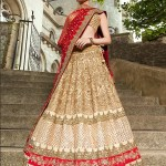 Mongas Traditional Bridal Wear Dresses 2016