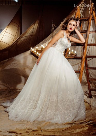 Summer Wedding Gowns Collection Louise Bridal Dresses 2016 10