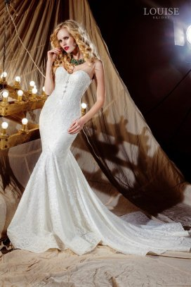 Summer Wedding Gowns Collection Louise Bridal Dresses 2016 7
