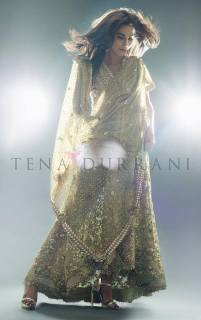 Teena Durrani Omorose Elegant Bridal Collection 2016 8