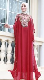 Bridal Hijab Dresses Every Muslim Bride Should Check Out 8