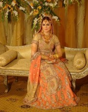 Bridal Lehenga Pakistani Wedding Wear In 2016 10