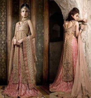 Bridal Lehenga Pakistani Wedding Wear In 2016 6