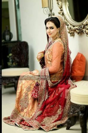 Engagement Party Dress Designs For Pakistani Brides 8
