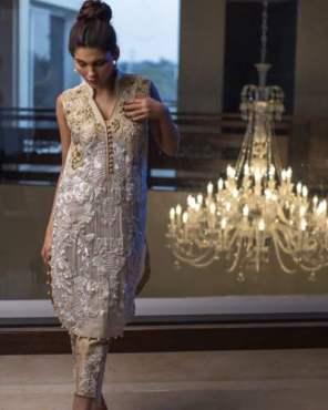 Luxury Pret Bridal Formal Wear Pakistani Wedding Wear 2016 5