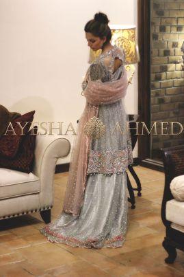 Ayesha Ahmed Bridal Formal Wear Dresses 5