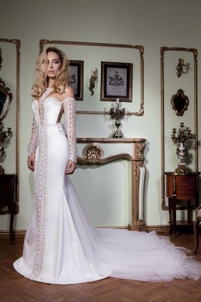 Elegant Lace Bridal Collection By Idan Cohen 2016 15