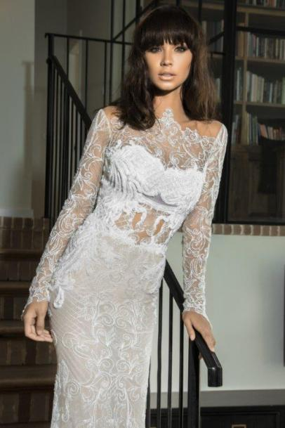 Timeless Wedding Dresses Shlomit Azrad Collection 2016 8