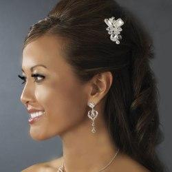 Bridal Barrette 2