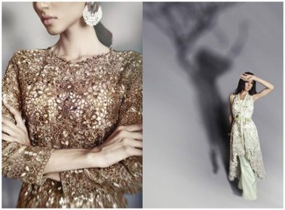 Bridal Diffusion Sana Safinaz Collection 2016 6